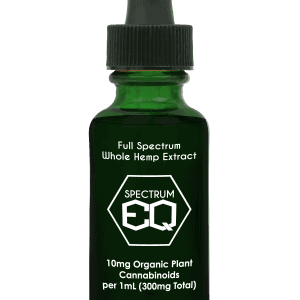 Full Spectrum Hemp Extract - Extra Virgin CBD Oil  - Spectrum EQ